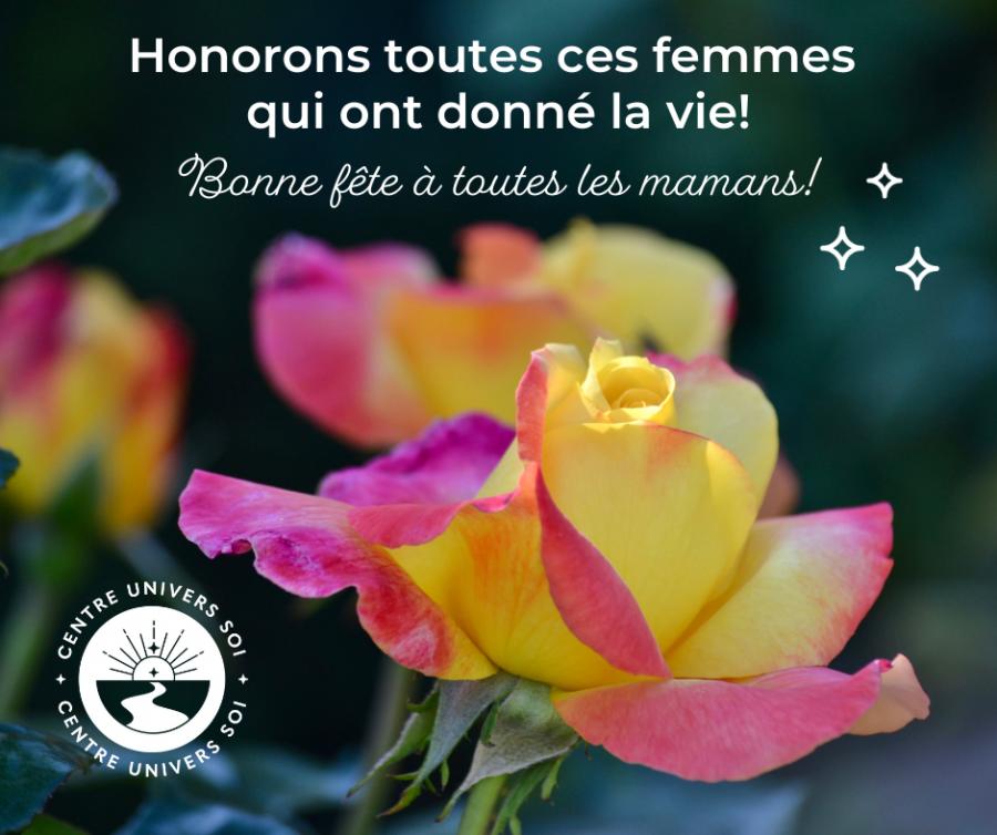 Honorons toutes ces femmes qui ont donné la vie!