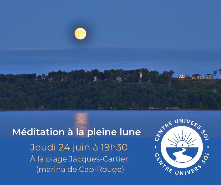 Méditation à la pleine lune (2)